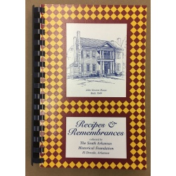 Recipes & Remembrances Cookbook